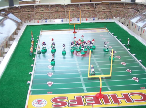 Electric Football Super Bowl IV
